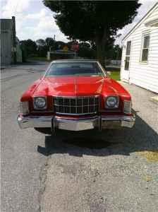 Another Z3CHYD 1975 Ford Elite post... - 13738462