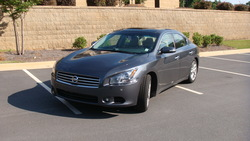 DarkSlate09s 2009 Nissan Maxima