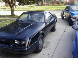 xShebba90xs 1986 Ford Mustang