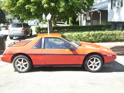 whitedrifters 1984 Pontiac Fiero