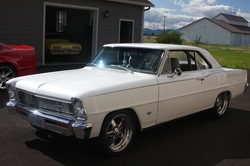 HarleysNPonchoss 1966 Chevrolet Nova