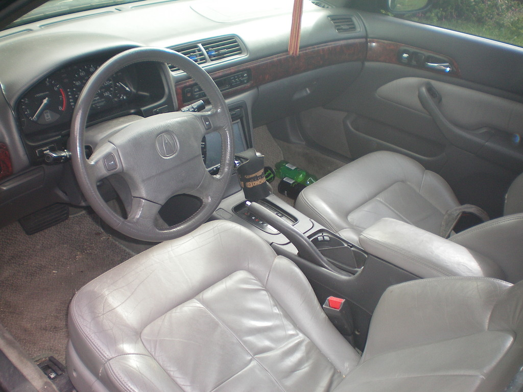 imstillnothappy 1997 Acura CL 13742606