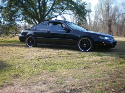 imstillnothappys 1997 Acura CL
