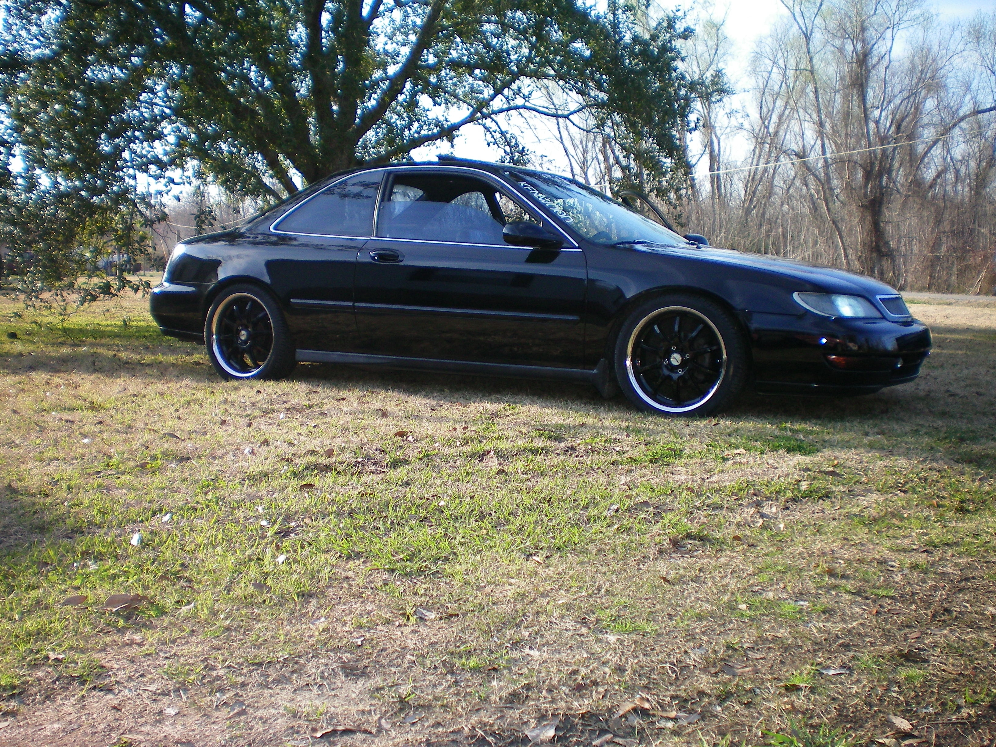imstillnothappy 1997 Acura CL