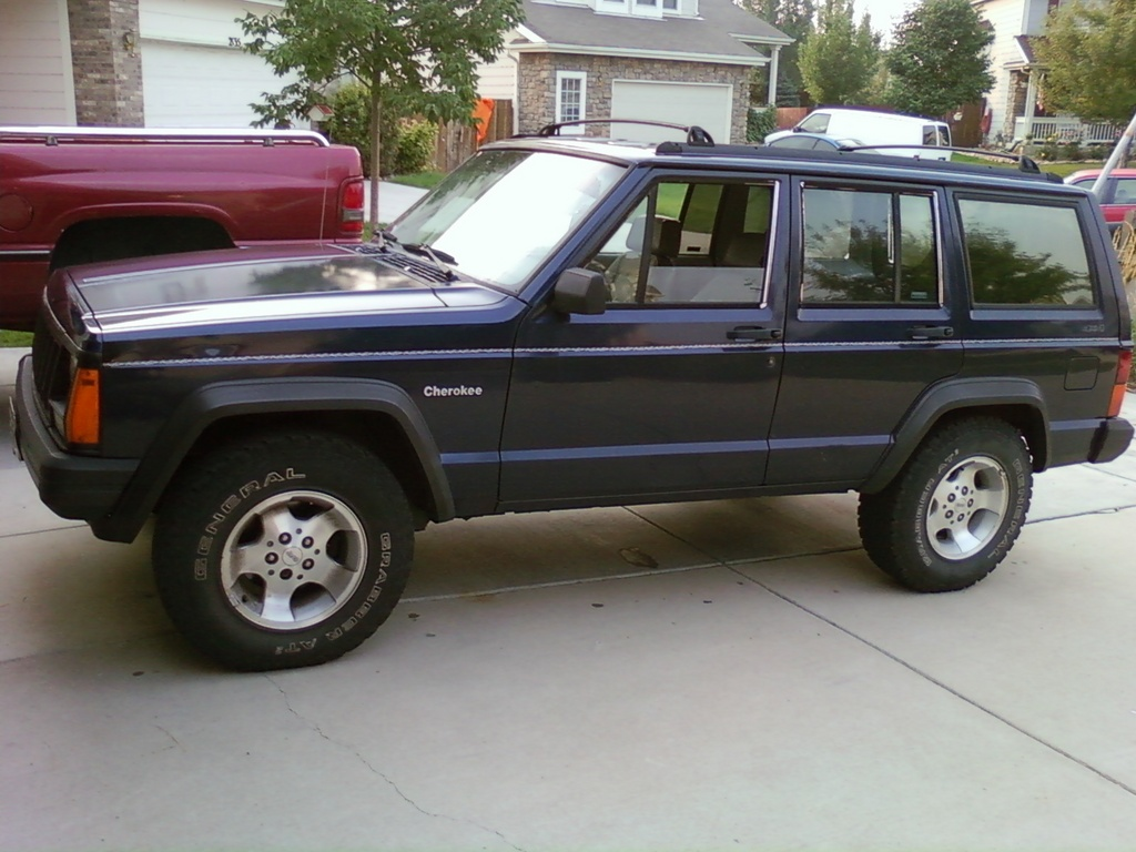 Thecreeper 1993 Jeep Cherokee Specs Photos Modification Info At Cardomain