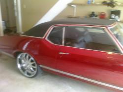 derrick71s 1971 Oldsmobile Cutlass Supreme
