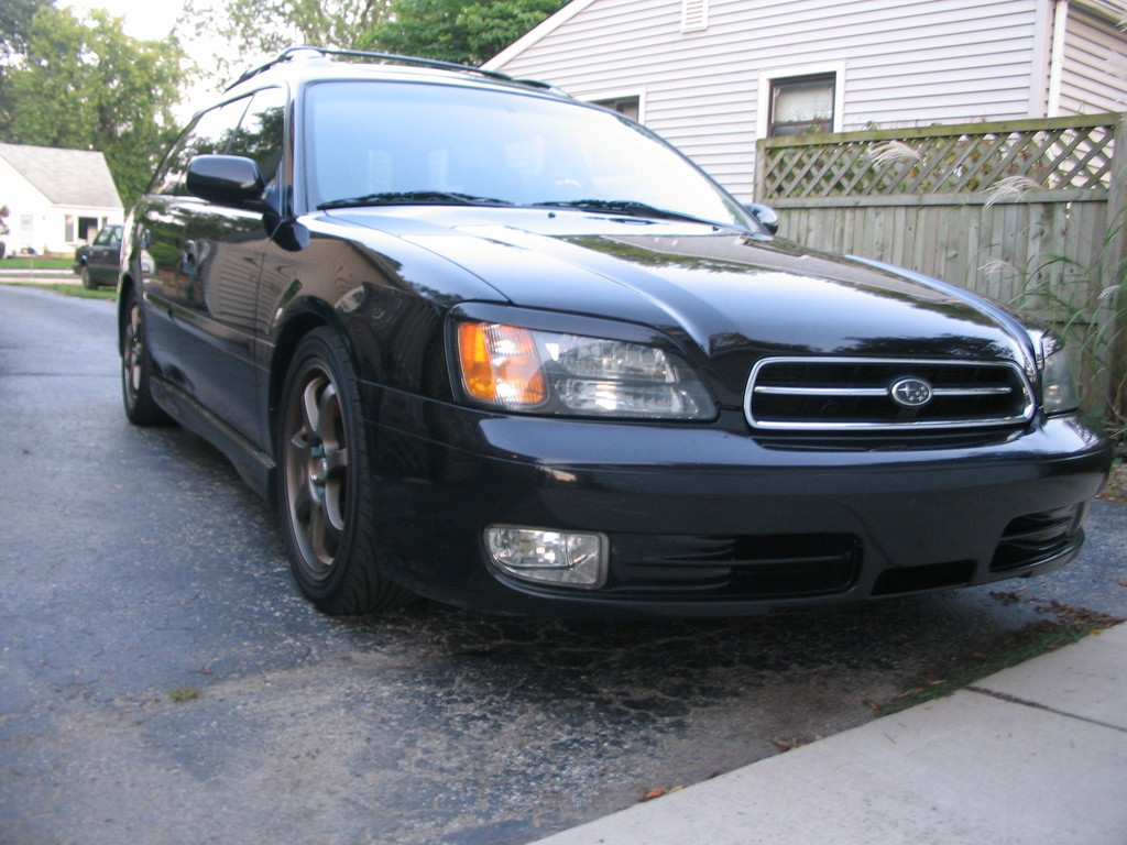 Another Box_Cruiser07 2002 Subaru Legacy post... - 13761003