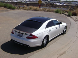 Solothugz1s 2006 Mercedes-Benz CLS-Class