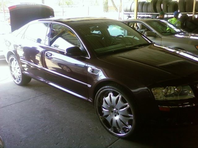 B1n2fra 2004 Audi A8 Specs Photos Modification Info At