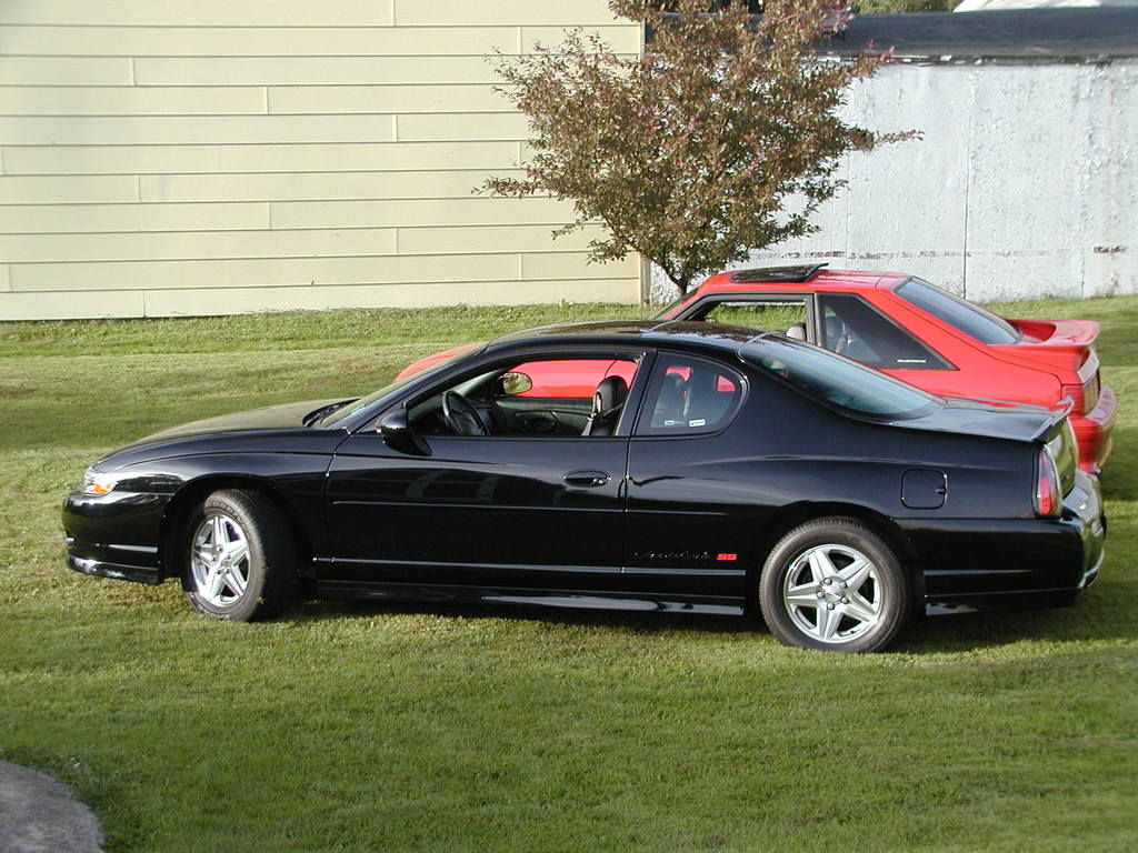 sunfun 39 s 2001 chevrolet monte carlo in sydney ns. Black Bedroom Furniture Sets. Home Design Ideas