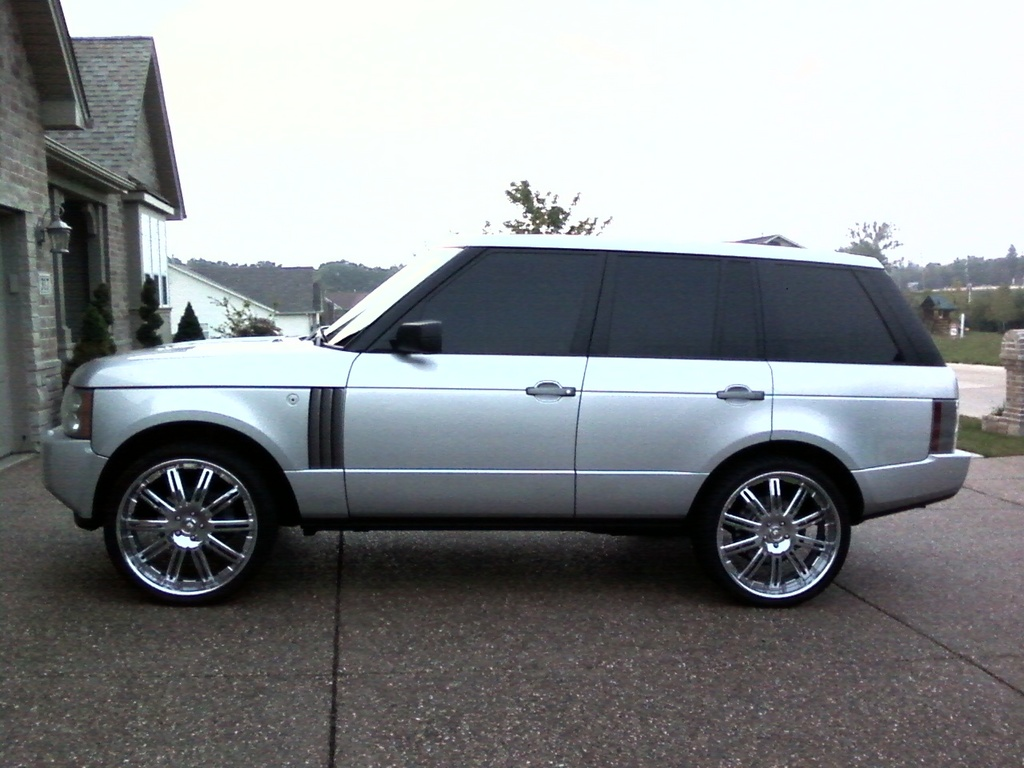a bostl 2006 land rover range rover specs photos modification info at cardomain. Black Bedroom Furniture Sets. Home Design Ideas