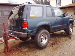 scottiesewagon 1995 Ford Explorer Sport