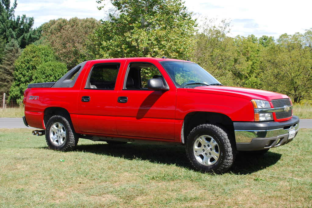 Mikies4x4 2004 Chevrolet Avalanche Specs Photos Modification