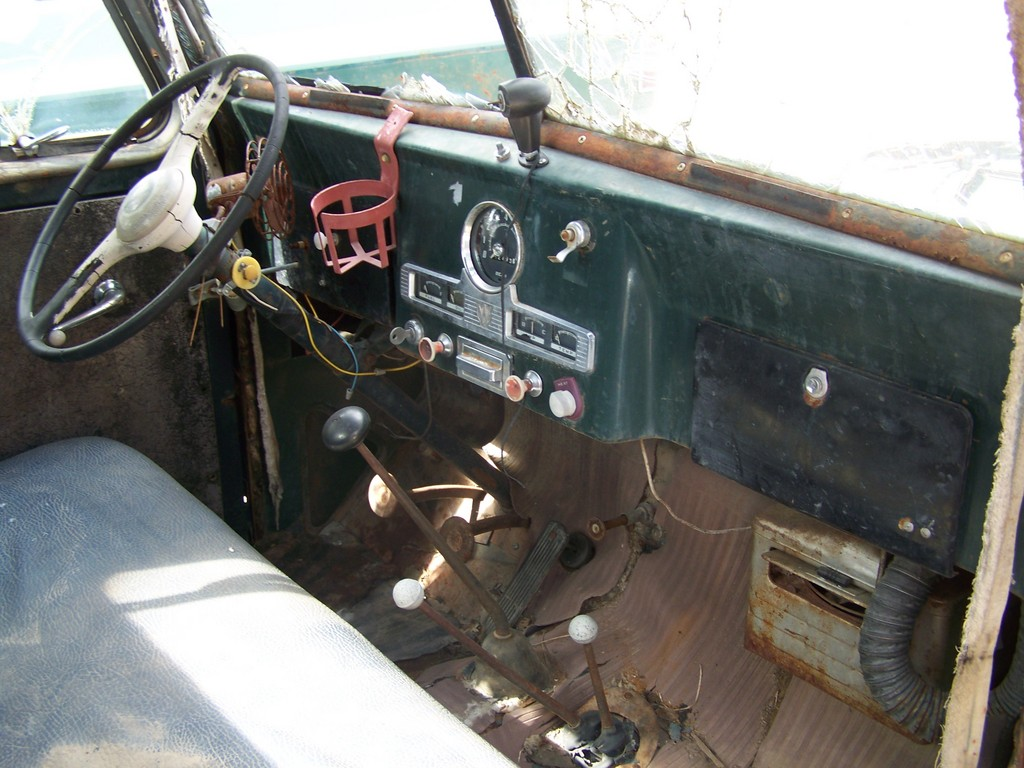 1947 Jeep Truck >> TreavorC 1947 Willys Pickup Specs, Photos, Modification Info at CarDomain