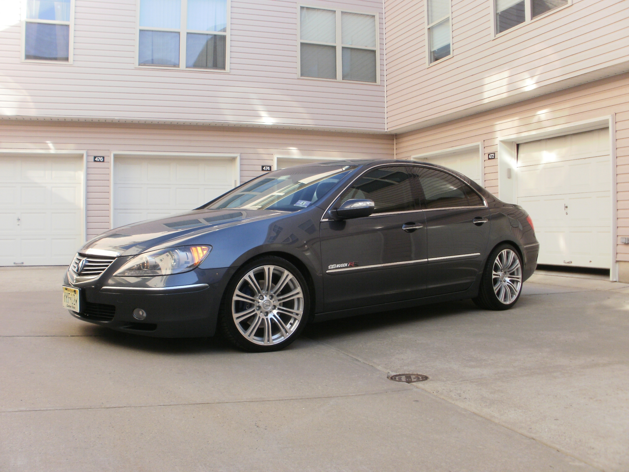Guss_90 2005 Acura RL Specs, Photos, Modification Info At