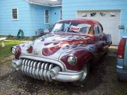 BLOODVE1N 1950 Buick Special