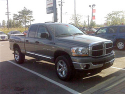 StangPrincess21's 2006 Dodge Ram 1500 Regular Cab