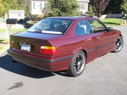 CarAndDriverLuvs 1993 BMW 3 Series