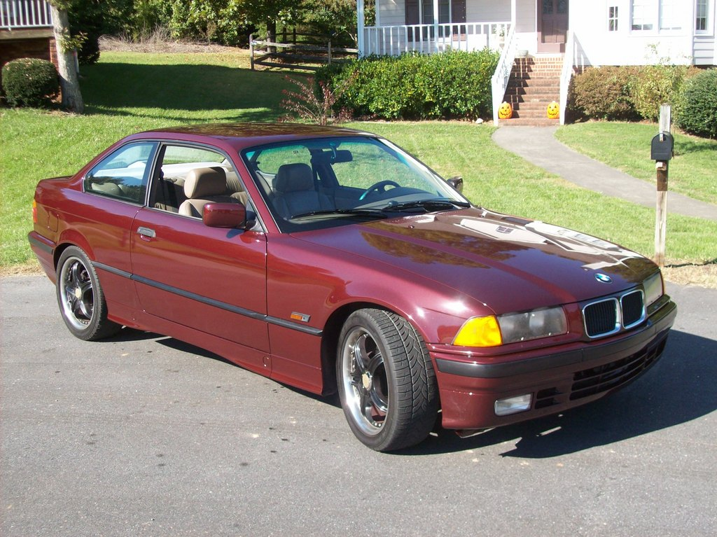 Another CarAndDriverLuv 1993 BMW 3 Series post... - 13423527