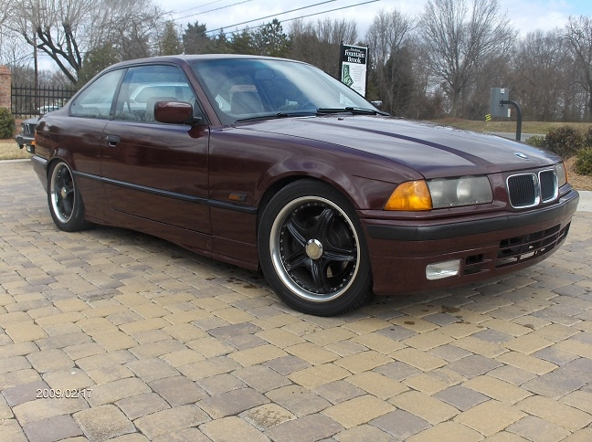 Another CarAndDriverLuv 1993 BMW 3 Series post... - 13423531