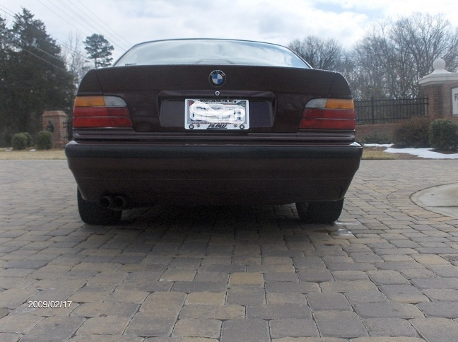 Another CarAndDriverLuv 1993 BMW 3 Series post... - 13423533