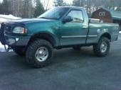 justin911s 1998 Ford F150 Regular Cab