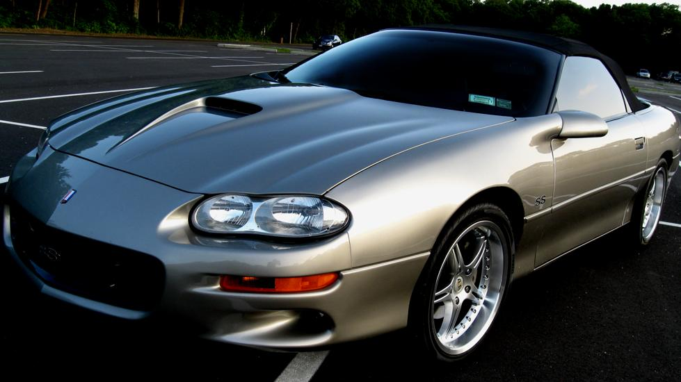 Another CarbonSmoke 2001 Chevrolet Camaro post... - 13744623