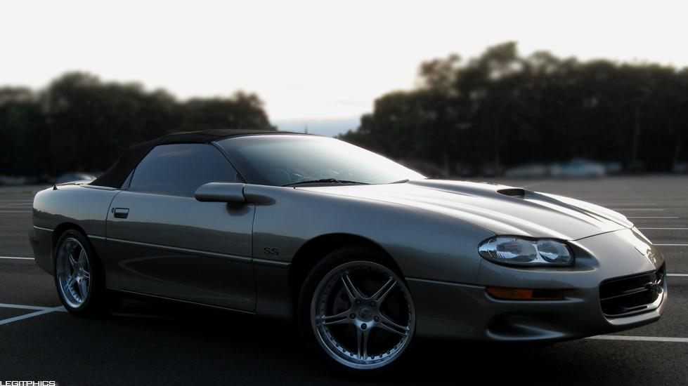 Another CarbonSmoke 2001 Chevrolet Camaro post... - 13744625