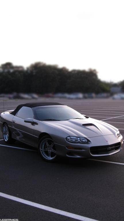 Another CarbonSmoke 2001 Chevrolet Camaro post... - 13744636