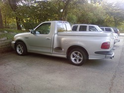 2000 Ford F150-Regular-Cab