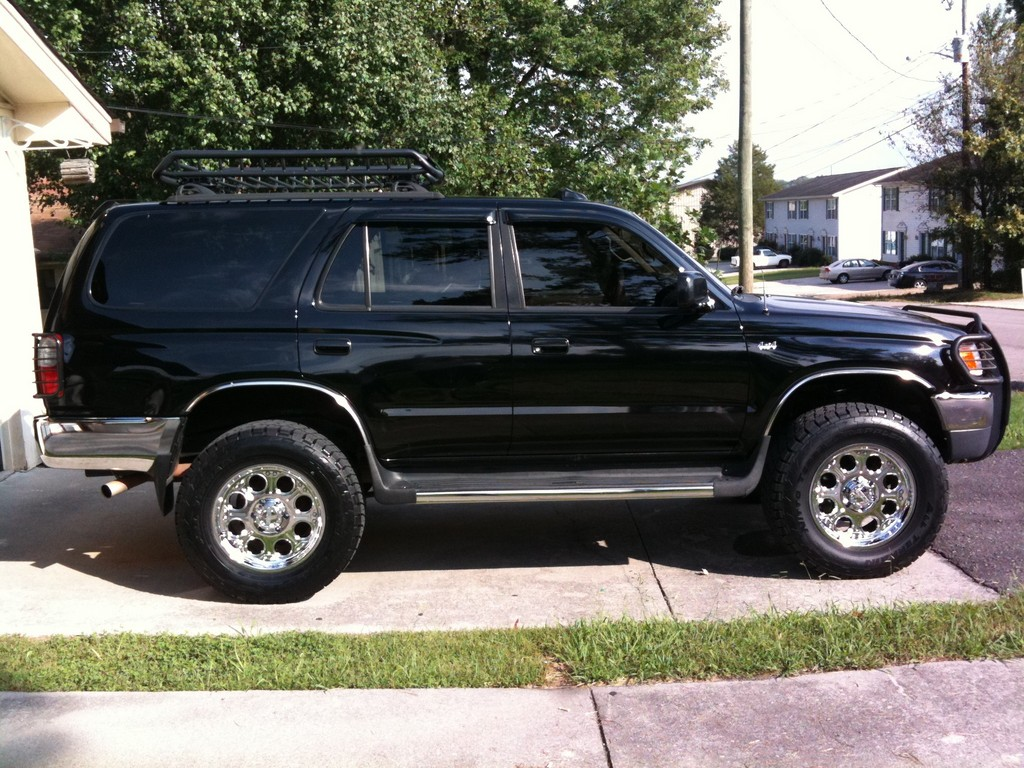 Toyota Of Cleveland Tn >> markrose4357 1998 Toyota 4Runner Specs, Photos, Modification Info at CarDomain