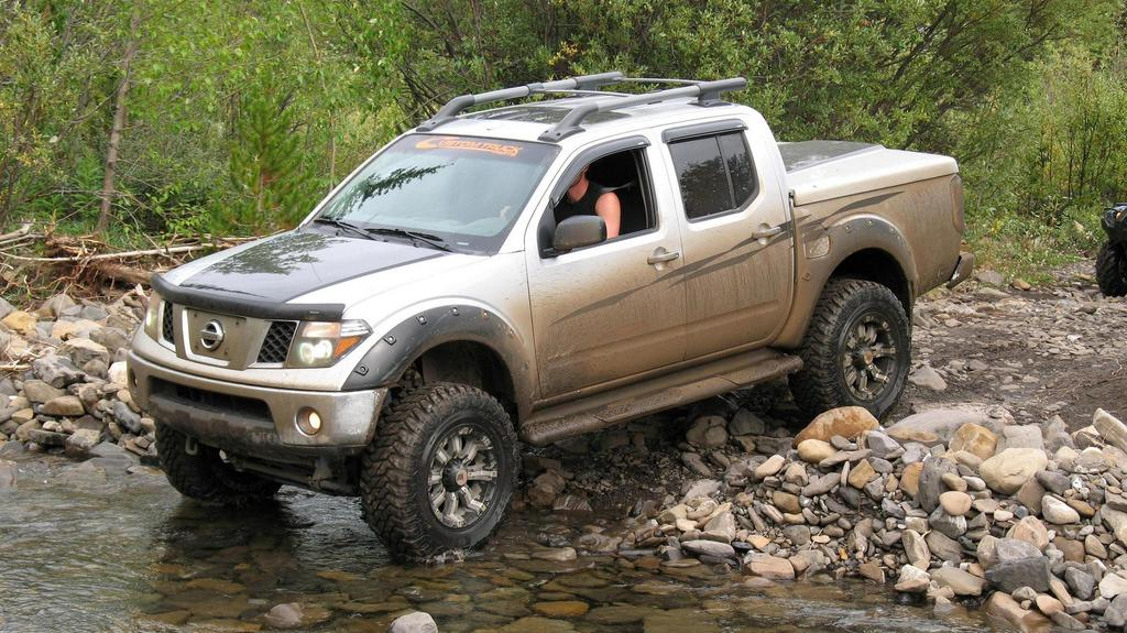 Captivating ... ShawnSik 2008 Nissan Frontier Crew Cab 33807770001_large ...