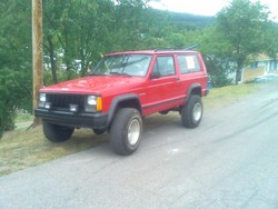 neoncrazy82s 1993 Jeep Cherokee