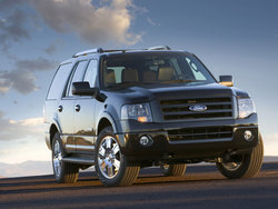 airtigers 2008 Ford Expedition