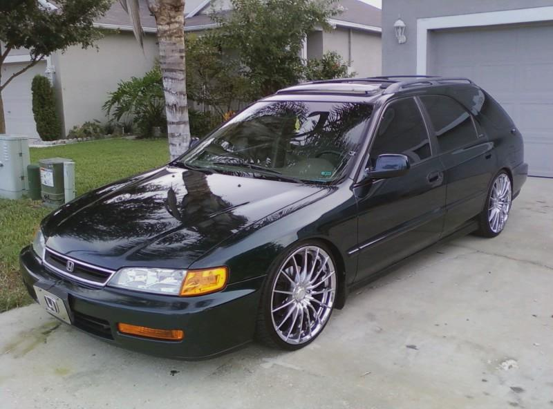 Ce1Wagon 1997 Honda Accord