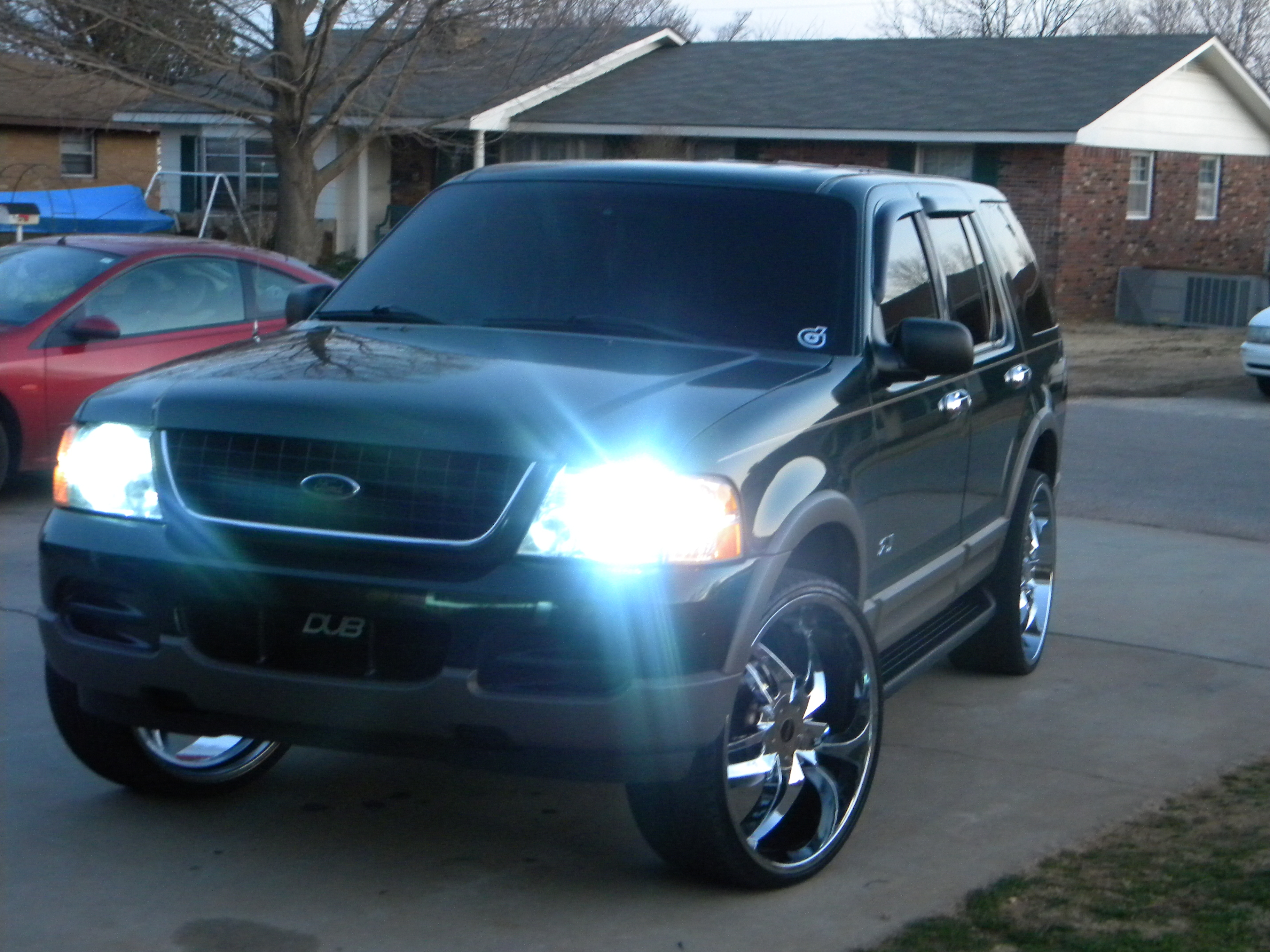 twinti4z 2002 ford explorer specs photos modification. Black Bedroom Furniture Sets. Home Design Ideas