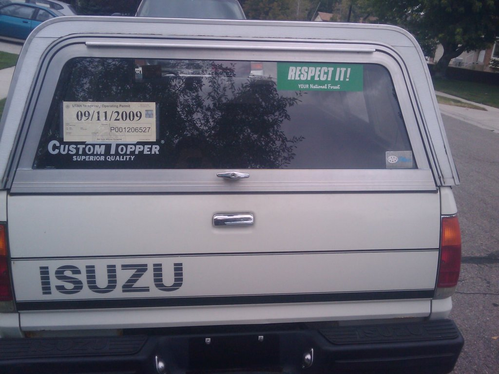 1986 Isuzu Regular Cab