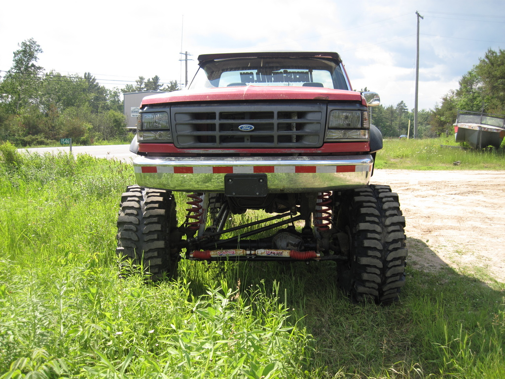 Another offroadmec 1996 Ford F150 Regular Cab post... - 13421737