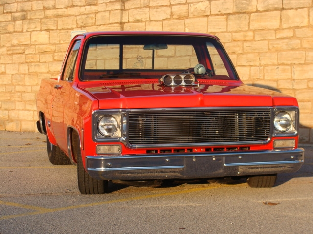 CoggedBelt75 1975 Chevrolet C/K Pick-Up
