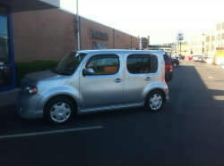 Tundraman10s 2009 Nissan cube 