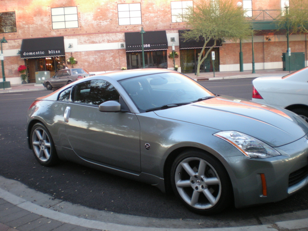 jv cars 2005 nissan 350z specs photos modification info at cardomain. Black Bedroom Furniture Sets. Home Design Ideas