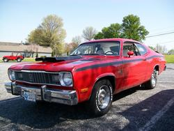 BadHareAuto 1975 Plymouth Duster