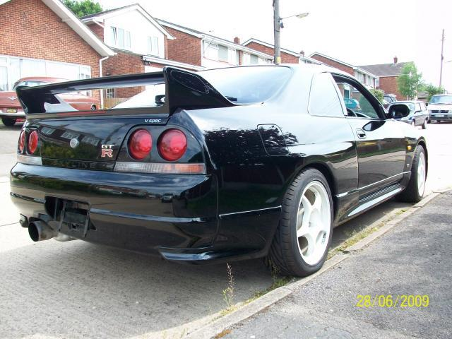 Another GrahamS53 1995 Nissan Skyline post... - 13749181