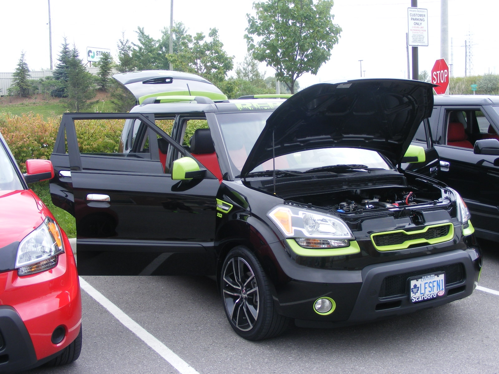 Another ReptileSoul 2010 Kia Soul post... - 13757103