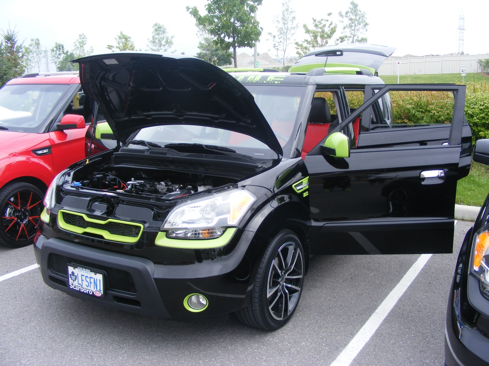 Another ReptileSoul 2010 Kia Soul post... - 13757110