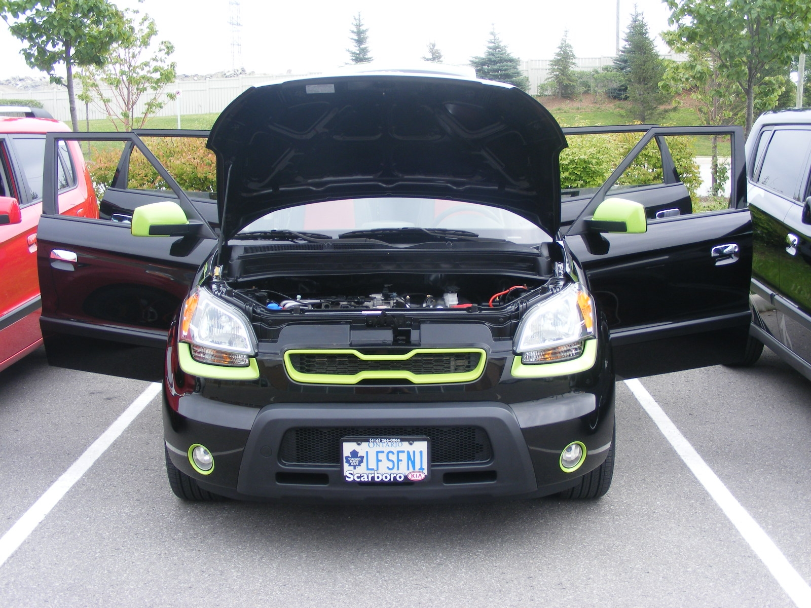 Another ReptileSoul 2010 Kia Soul post... - 13757111