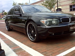 Monster745s 2004 BMW 7 Series