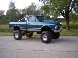 CruisinKustomss 1967 Chevrolet C/K Pick-Up