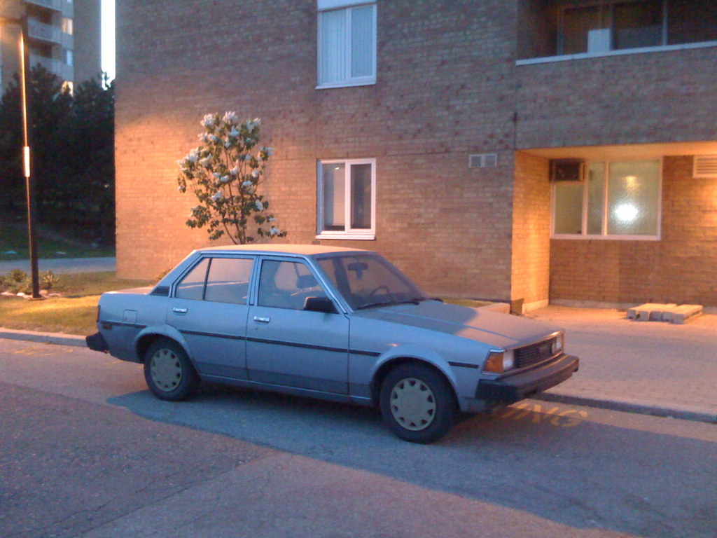 Another jInDoT 1983 Toyota Corolla post... - 13420156