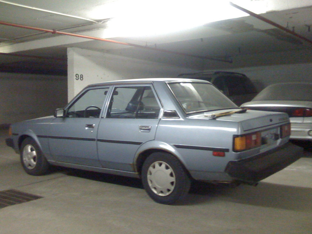 Another jInDoT 1983 Toyota Corolla post... - 13420157